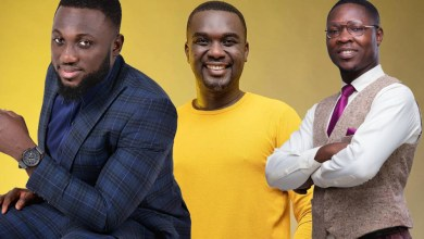 Akesse, MoG, others reply Joe mettle's dance challe