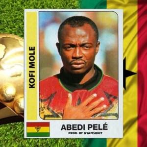 Abedi Pele by Kofi Mole