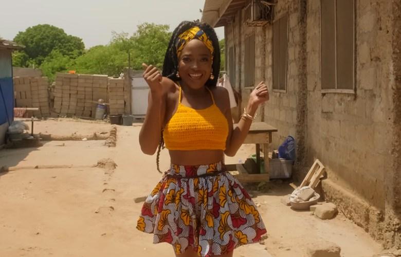 Efya snatches Medikal in visuals of new single: Ankwadobi