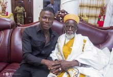 Stonebwoy featured in National Chief Imam's biography