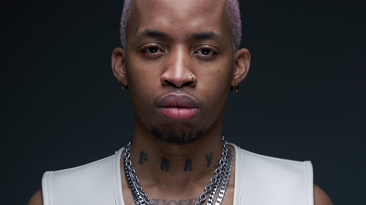 Tshego the 'Pink Panther' signs with Universal Music Africa