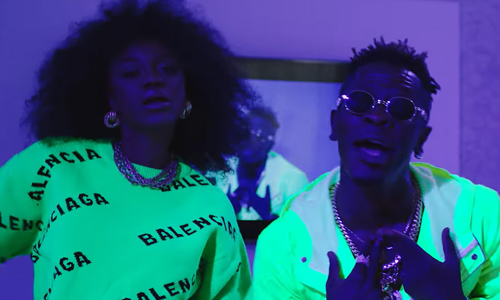Driving License by Becca feat. Shatta Wale