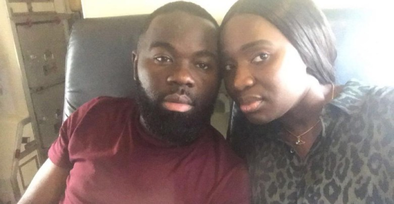Photo of Ransford Acquah aka Flexal Yaroo Honeymoons in Dubai