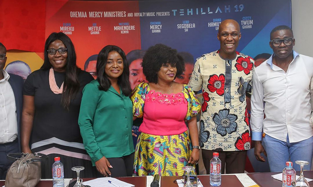 Ohemaa Mercy readies for Tehillah Experience 2019