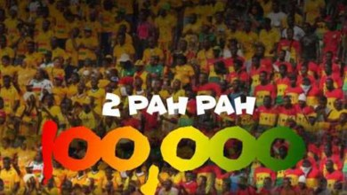 Audio: 2 Pah Pah 100,000 by Shatta Wale