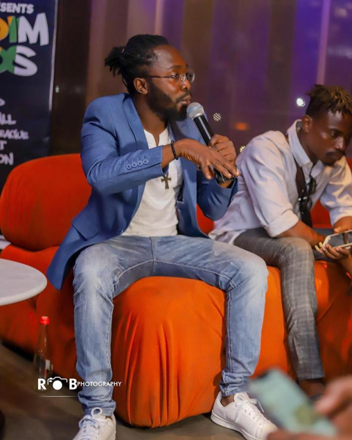 JMJ to feature 34 artistes on 'Riddim Of The GODS'