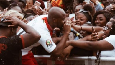 King Promise wows at Afro Nation Festival, Portugal