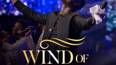 Photo of Album: Wind of Revival by Joe Mettle
