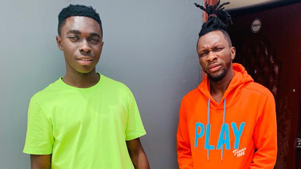 16 year old rapper impresses DJ Breezy