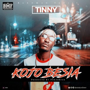 Kojo Besia by Tinny