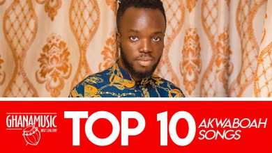 Photo of List of Top 10 songs by Akwaboah