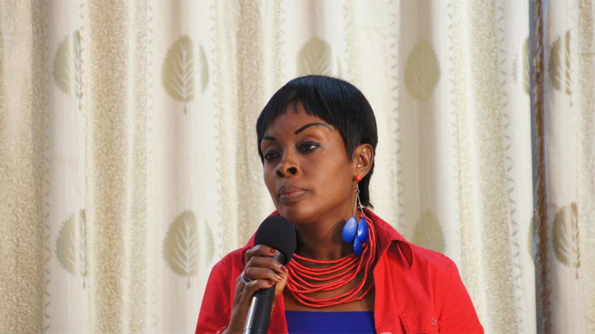 Akosua Agyapong still fights for welfare of artistes after 30yrs in the industry
