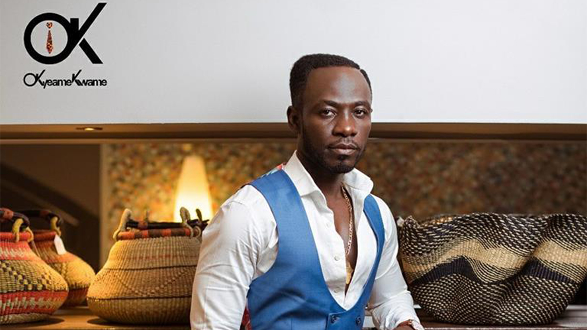 Okyeame Kwame advocates for learning local languages