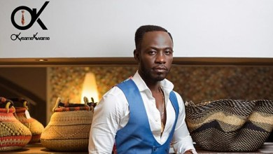 Photo of Okyeame Kwame advocates for learning local languages
