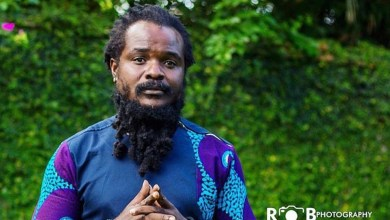 Photo of Ras Kuuku unveils album cover for Kuntunkununku