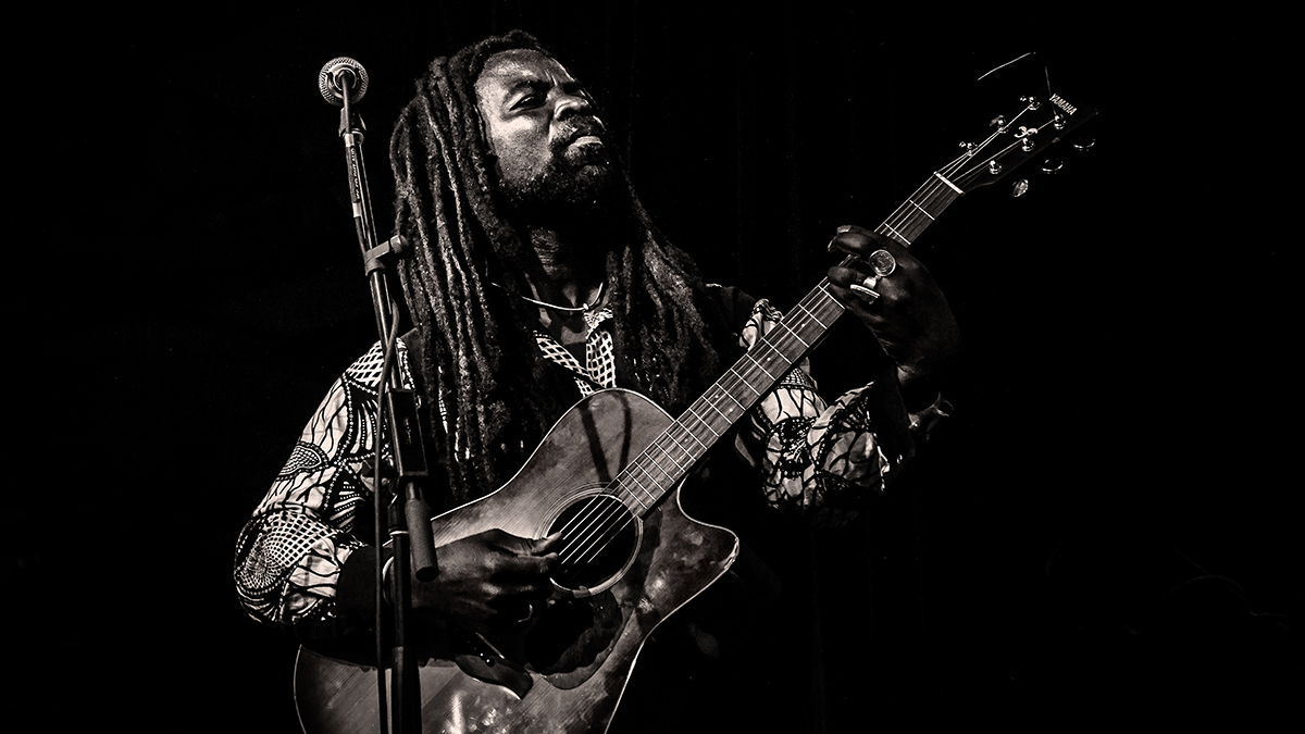 Rocky Dawuni to announce new cultural project