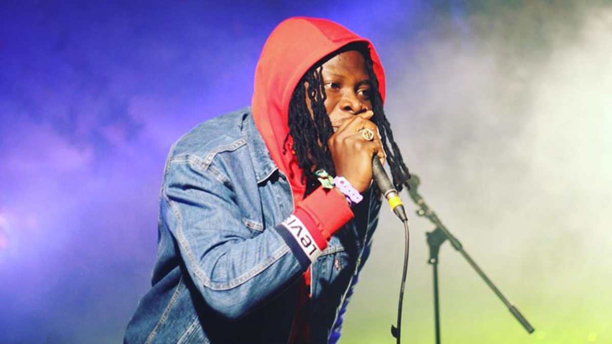 Stonebwoy sings against Xenophobia