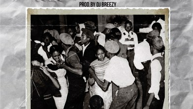 Photo of Audio: Live Your Live by DJ Breezy feat. Adekunle Gold
