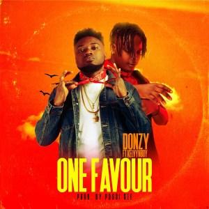 One Favour by Donzy feat. Kelvyn Boy