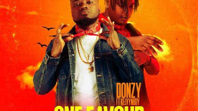Photo of Audio: One Favour by Donzy feat. Kelvyn Boy