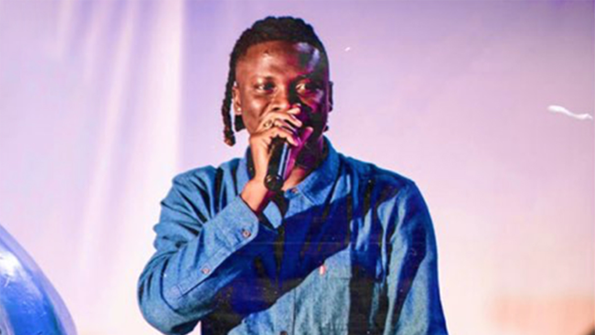 Stonebwoy signs deal with a multinational company