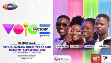 Grand finale of Citi TV's Voice Factory is this Saturday, Fantasy Dome