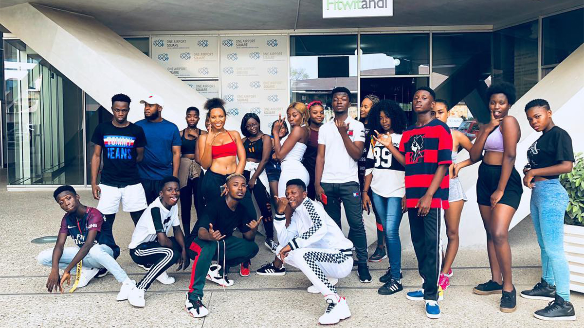 Meet DWP Academy - promoting Ghanaian music through dance