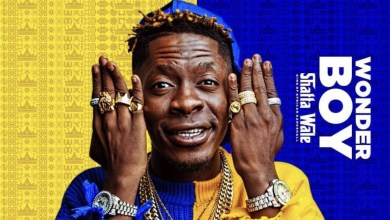 Photo of Shatta Wale hosts Stefflon Don on new single, One Time, off Wonderboy album