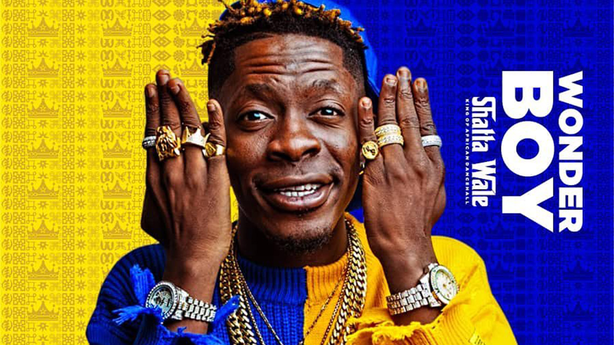 Get familiar with the tracks on Shatta Wale's Wonderboy
