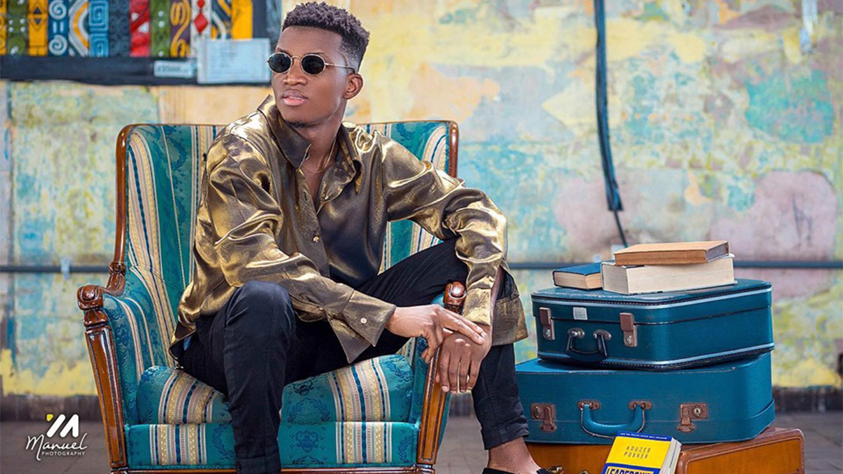 'Things Fall Apart' appeals to the streets and the corporate world - Kofi Kinaata