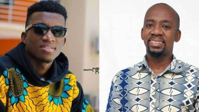 Rex Omar names best songwriters of all time; Kofi Kinaata exempted