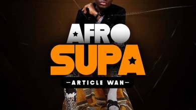 Photo of Album: AfroSupa by Article Wan
