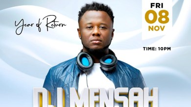Dj Mensah announces Year of Return edition of 'All White Party'