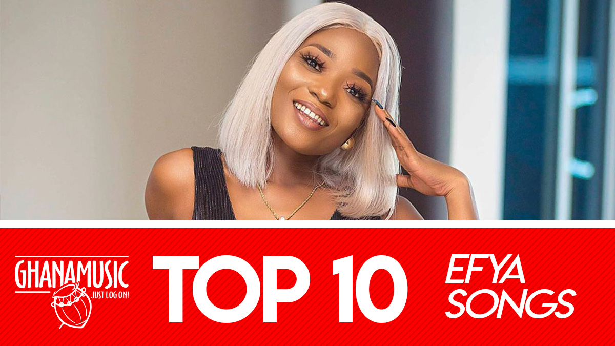 10 songs that show Efya is a vocal great