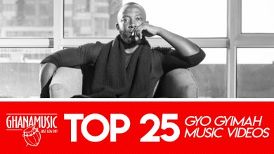GYO Gyimah's Top 25 Music Videos ever directed