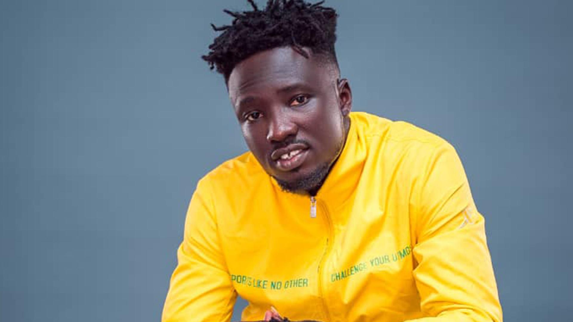 Blak P inspires Ghetto Youths with new single; Atamfony3nyame