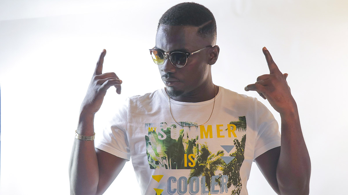 Kay Dizzle gets nominated for Eastern Music Awards