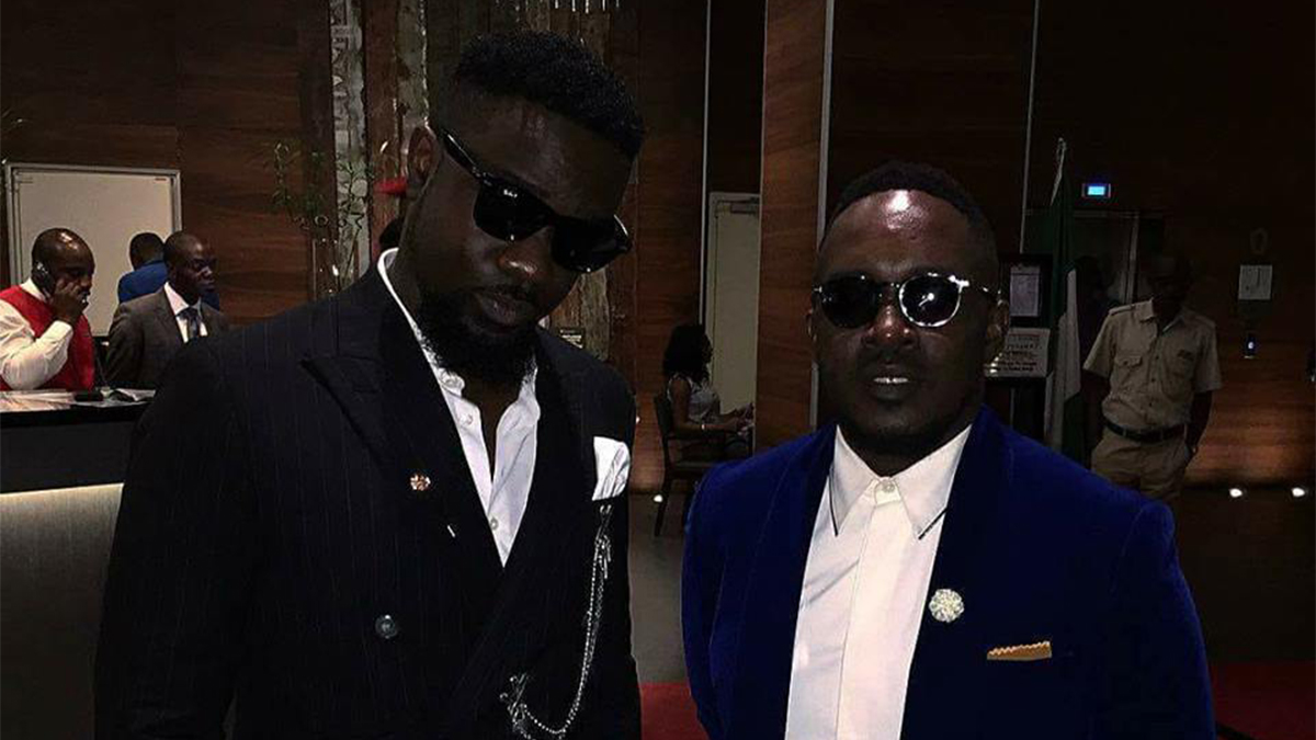 This is just excellence - MI confesses to Sarkodie's BET Cypher
