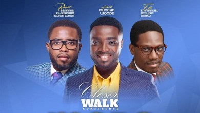 Photo of Duncan Woode to usher hundreds in prophetic worship at CWC '19