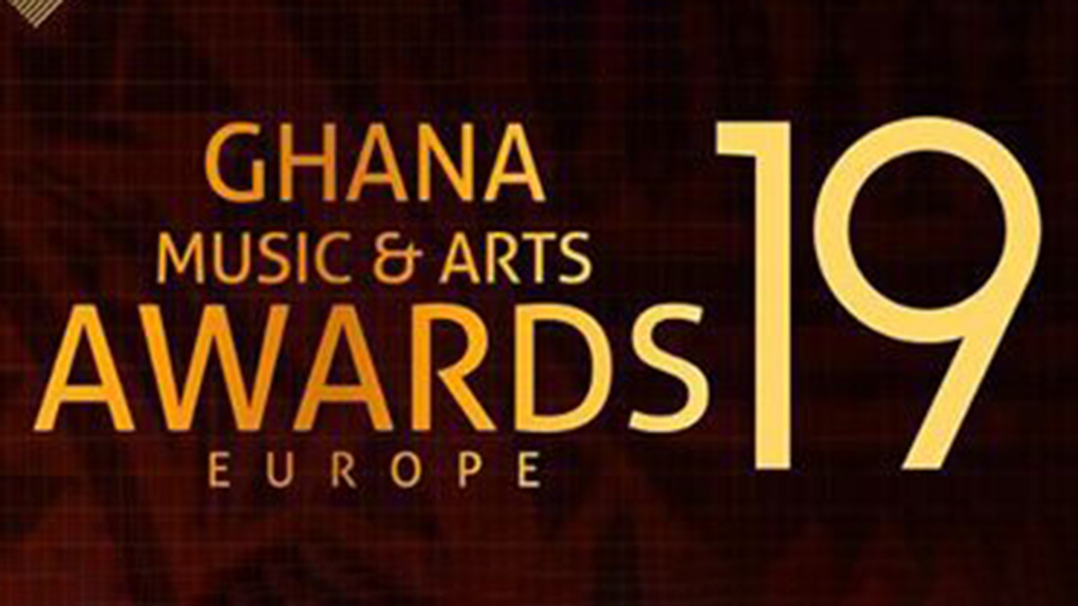 Winners - Ghana Music & Arts Awards Europe 2019