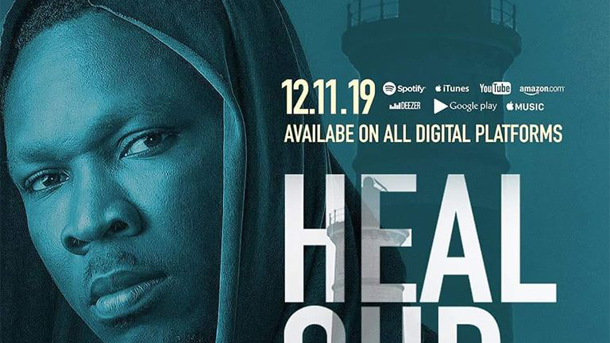 Akesse Brempong tops twitter trends with release of new album; #HealOurLand