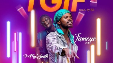 Photo of Audio: TGIF (Thank God Is Friday) by Fameye feat. DJ Mic Smith