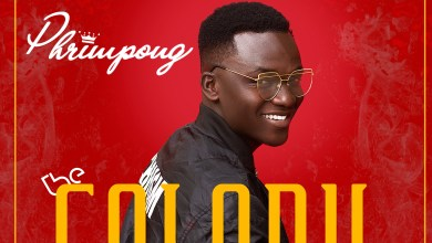 Phrimpong to premiere 'The Salary EP' after unveiling artwork and tracklist