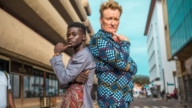 Photo of How Kuami Eugene turned  Conan O'Brien into an Afrobeat star on; For Love