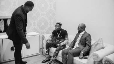 Photo of Shatta Wale 'congratulates' GFA President, Kurt Okraku