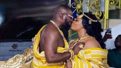 Photo of Obaapa Christy unperturbed by accusations after re-marrying