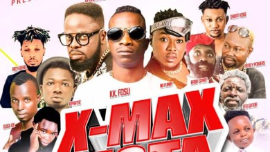 KK Fosu set to host various stars at 3-day X-MAX Fiesta Bash