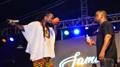 Photo of Samini floods Dansoman High Street with Saminifest 2019 – Video