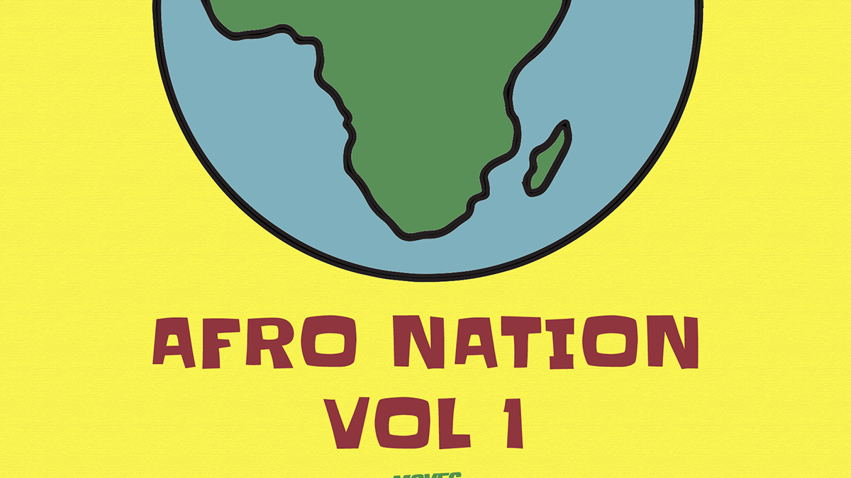 MOVES Recordings & Afro Nation Festival present the Afro Nation Vol 1
