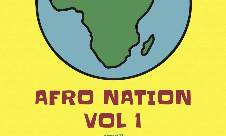 Photo of MOVES Recordings & Afro Nation Festival present the Afro Nation Vol 1